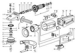 Вентилятор Sparky WS-2300, WSA-2300, WSB-2300, WSBA-2300