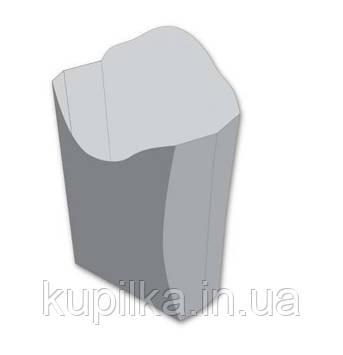 Упаковка для Картофеля Фри картонная  «Миди» 175х130 мм.