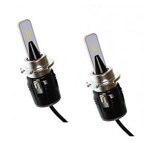 Комплект LED ламп BAXSTER P D2S/D4S 6000K 3200lm с кулером