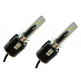 Комплект LED ламп BAXSTER P H1 6000K 3200lm с кулером