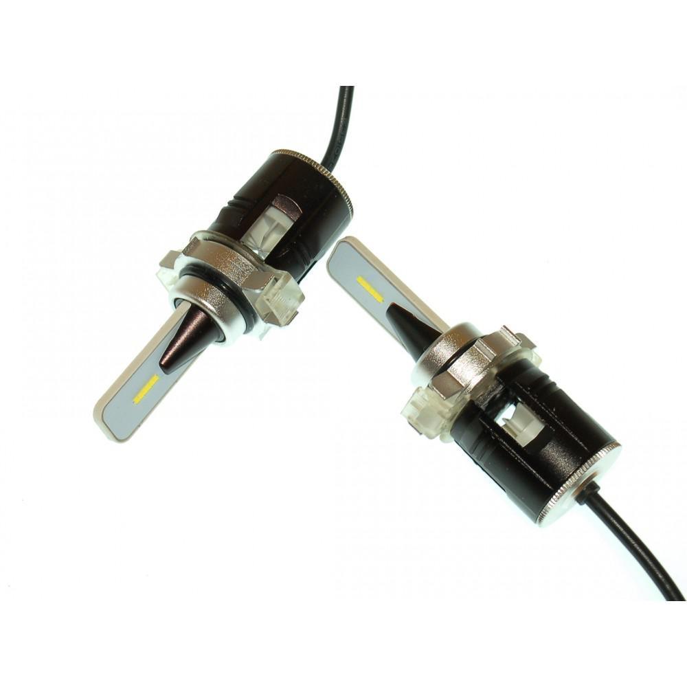 Комплект LED ламп BAXSTER P H16 6000K 3200lm с кулером