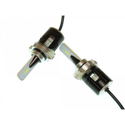Комплект LED ламп BAXSTER P H16 6000K 3200lm с кулером, фото 2