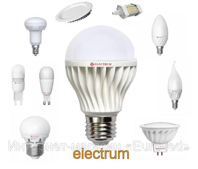 Світлодіодні лампи ELECTRUM