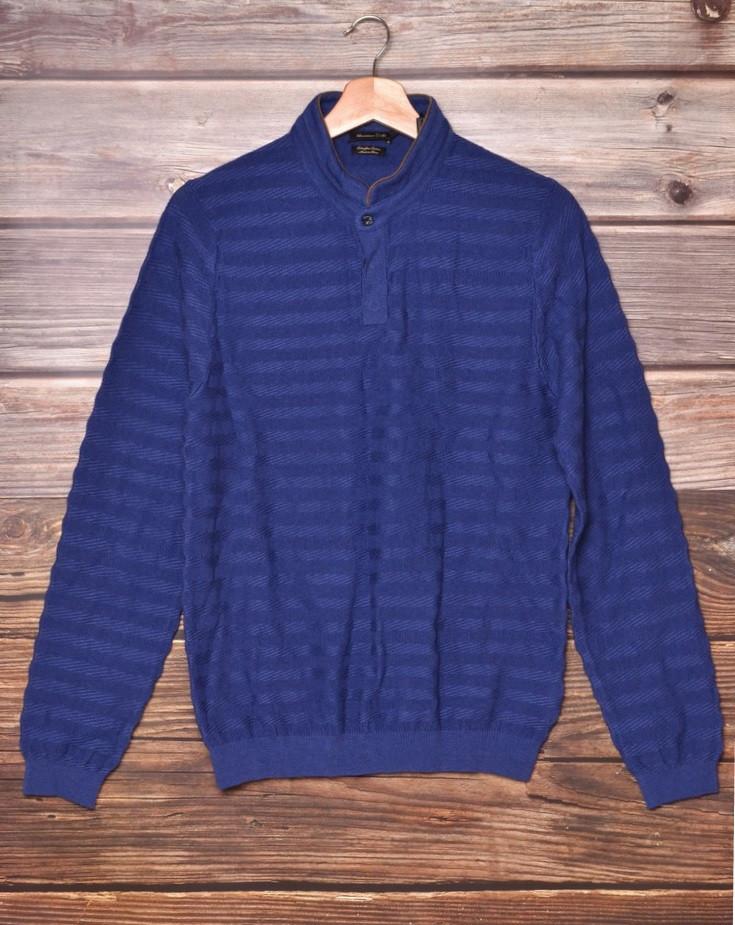 Кофта мужская Massimo Dutty blue размер M