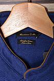 Кофта мужская Massimo Dutty blue размер M, фото 2