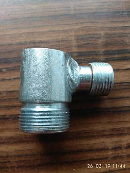 Угольник S32xS24 (М27х1,5-М20х1,5)