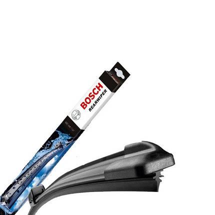 Щетка стеклоочистителя бескаркасная BOSCH AeroTwin Plus AP 400U L400 (3 397 006 943), фото 2