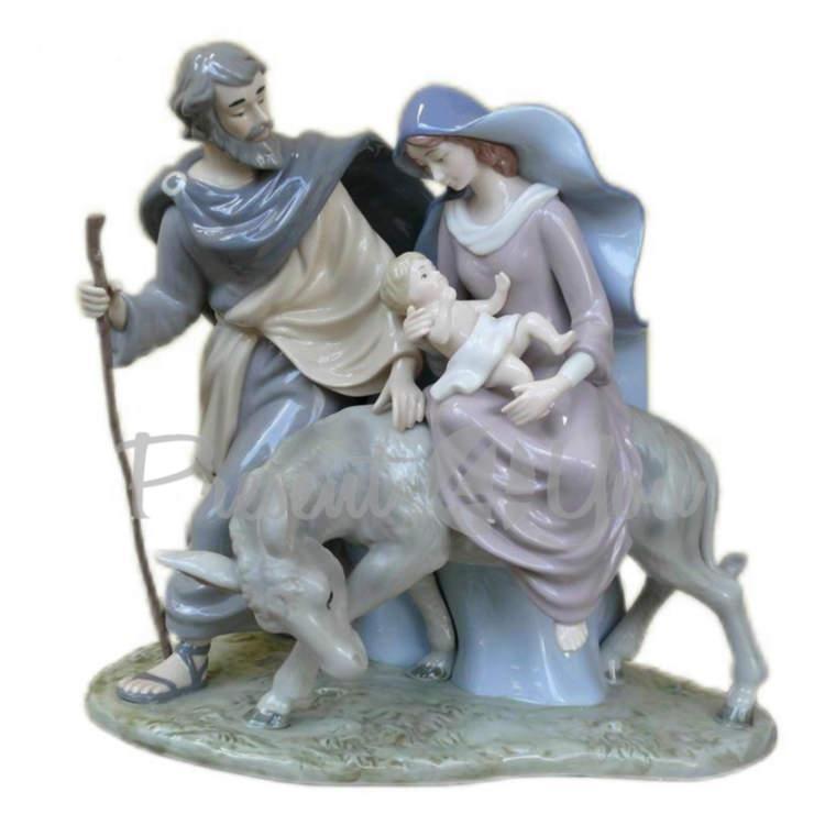Фигурка фарфоровая «Святое семейство», h-24 см (350-3013)