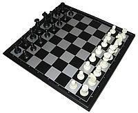 Шахматы + шашки магнитные 30х30 см
