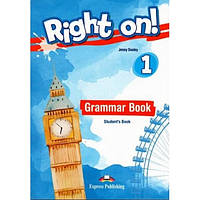 Right on! 1 Grammar Student's Book with digibook App