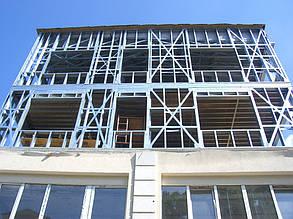Надстройка 3 и 4 этажа. -1