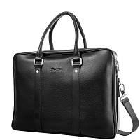 4f09826f1b19 Сумка повседневная Vito Torelli Кожаная мужская сумка с карманом для  ноутбука VITO TORELLI (ВИТО ТОРЕЛЛИ) VT-6048-3-black
