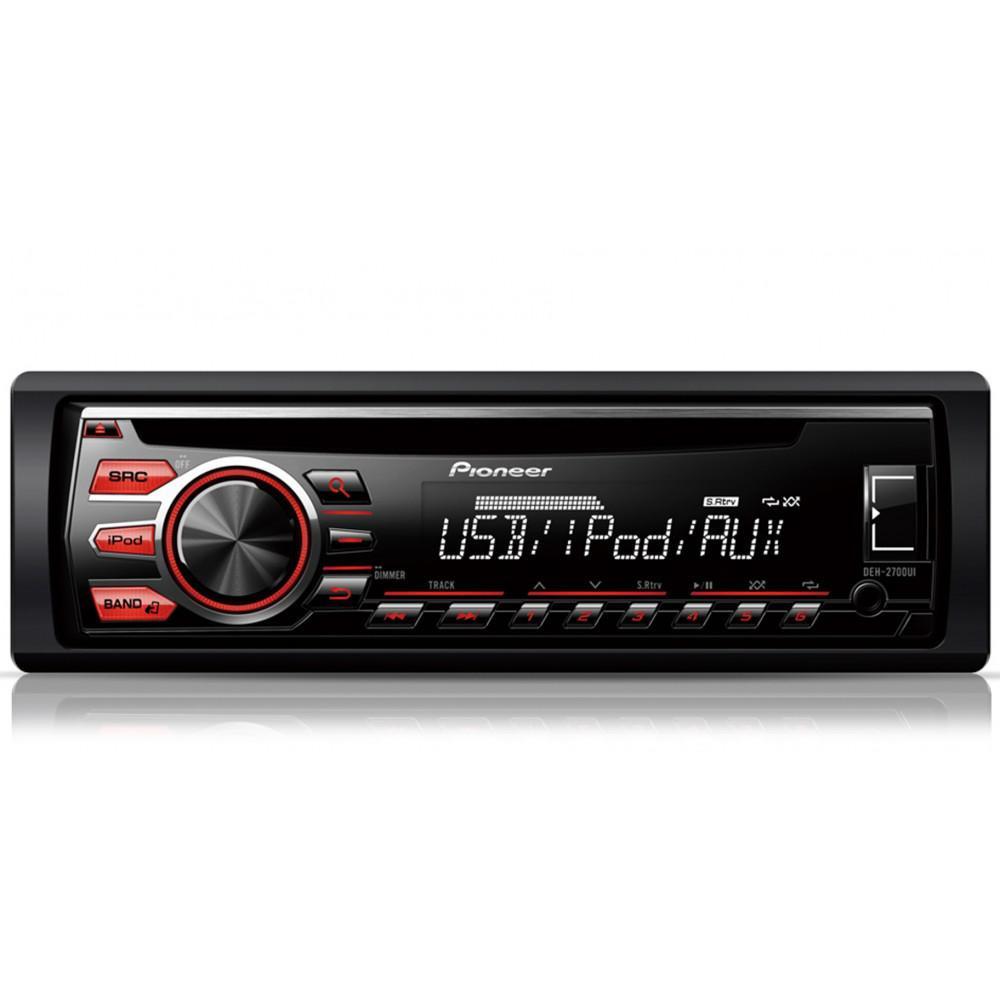CD/MP3-автомагнитола Pioneer DEH-2700UI