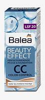 Balea Beauty Effect CC крем для лица (для светлой кожи) 8 в 1, 50 мл