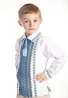 Рубашка-вышиванка для мальчика 0125, фото 1