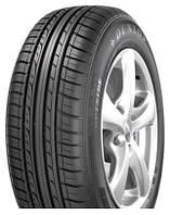 Шина Dunlop SP Sport FastResponse 215/55 R17 94 W (Летняя)