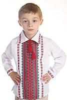 Тканая рубашка на мальчика 0127, фото 1