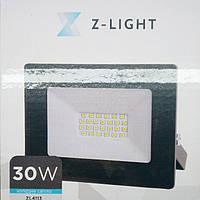 Светодиодный LED прожектор компании Z-Ligt  мощностью 30 Вт
