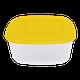 Контейнер для пищевых продуктов квадратный  0,93л, фото 2