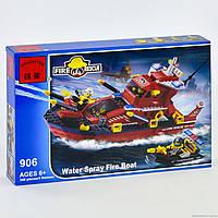 Конструктор Brick 906 Пожарная тревога 340 дет. В КОРОБКЕ