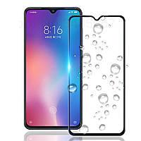 Защитное стекло Premium на весь экран для Xiaomi Mi 9 (Сяоми (Ксиаоми, Хиаоми) Ми9, Ми 9)