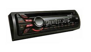 CD/MP3-автомагнитола Sony CDX-GT475ER