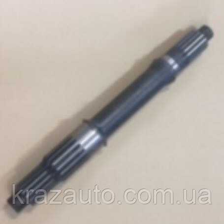 Вал привода заднего моста КрАЗ 260Г-2502205
