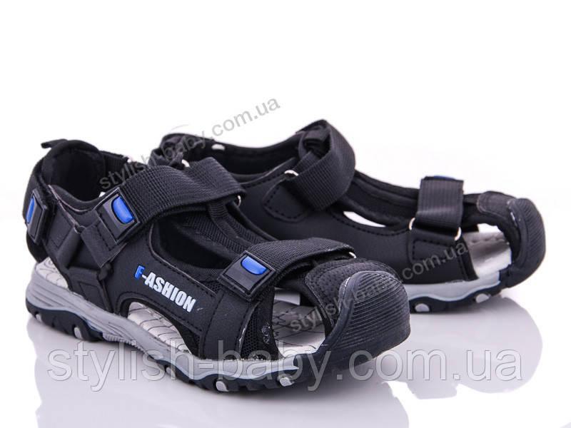 Детская летняя обувь 2019. Детские босоножки бренда CBT.T-Meekone для мальчиков (рр. с 32 по 37)