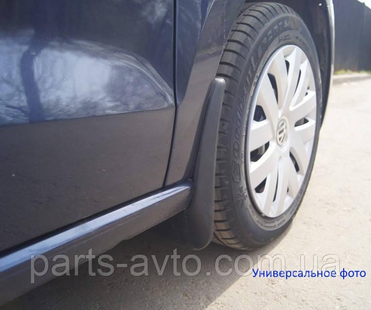 Брызговики задние для Renault Logan 2014-> сед. комплект 2шт полиуретан NLF.41.32.Е10