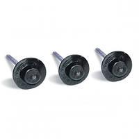 Цвяхи для бітумної черепиці Ондулін (Onduline) 3,55х75 мм чорні (20 шт)
