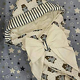 Демисезонный конверт для новорожденных Балерины, фото 3