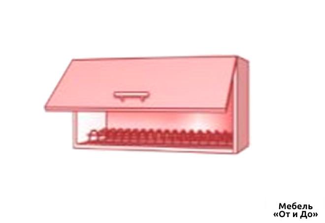 Модульная кухня Престиж Патина / Prestige Патина Верх 983 сушка