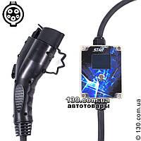 Зарядное устройство для электромобиля EnergyStar J1772 M16Box+ Type1 однофазное