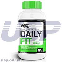 Optimum Nutrition Daily Fit жиросжигатель для похудения для снижения веса спортивное питание оптимум