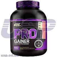 Optimum Nutrition Pro Gainer спортивное питание гейнер для набора мышечной массы увеличения веса