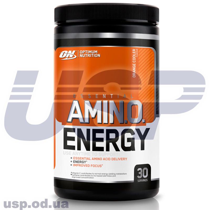Optimum Nutrition Amino Energy аминокислоты для тренировок спортивное питание