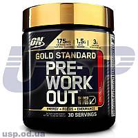 Optimum Nutrition Pre-Workout gold standard предтреник стимулятор энергетик спортивное питание
