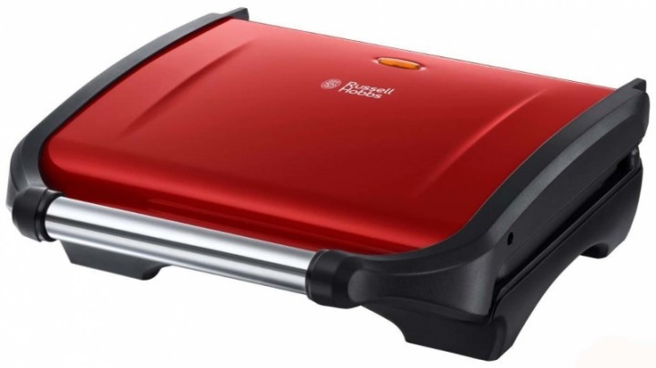 Гриль Russell Hobbs Colours Flame Red 19921-56