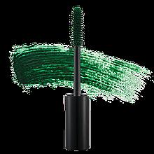 Кольорова туш для об'єднання об'єму вій Flormar Too Volume Too Green 11 мл (2734015)
