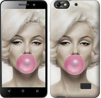 Чехол EndorPhone на Huawei Honor 4C Мэрлин Монро 1833c-183-19016 (hub_xVHB60120)