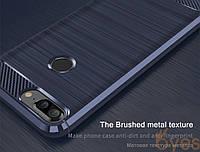 Силікон iPaky Карбон Huawei P Smart+, фото 1