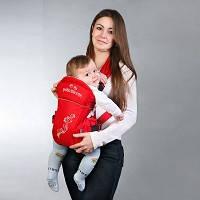 Эрго-рюкзак, кенгуру-переноска и вожжи – предметы, призванные облегчить мамам выращивание малышей