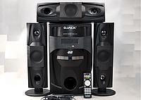 Акустическая система комплект 3.1 Djack  DJ-J3L100W (USB/FM-радио/Bluetooth)