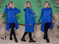 Платье - туника     (50-60)