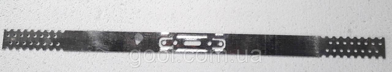 Подвес прямой удлиненный 60х30х350 мм. толщина стали 0,9 мм