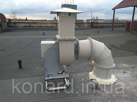 Химстойкие воздуховоды и фасонные изделия к ним , фото 2