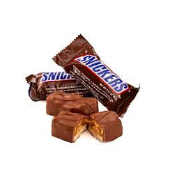 Конфеты Snickers 1 кг/8 кг в ящике