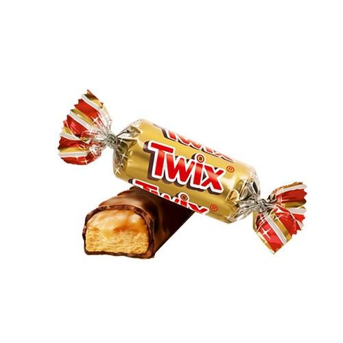 Конфеты Twix 1 кг/10 кг в ящике