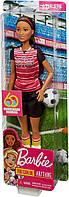 Кукла Барби футболистка Barbie Careers 60th Anniversary Soccer Player Doll