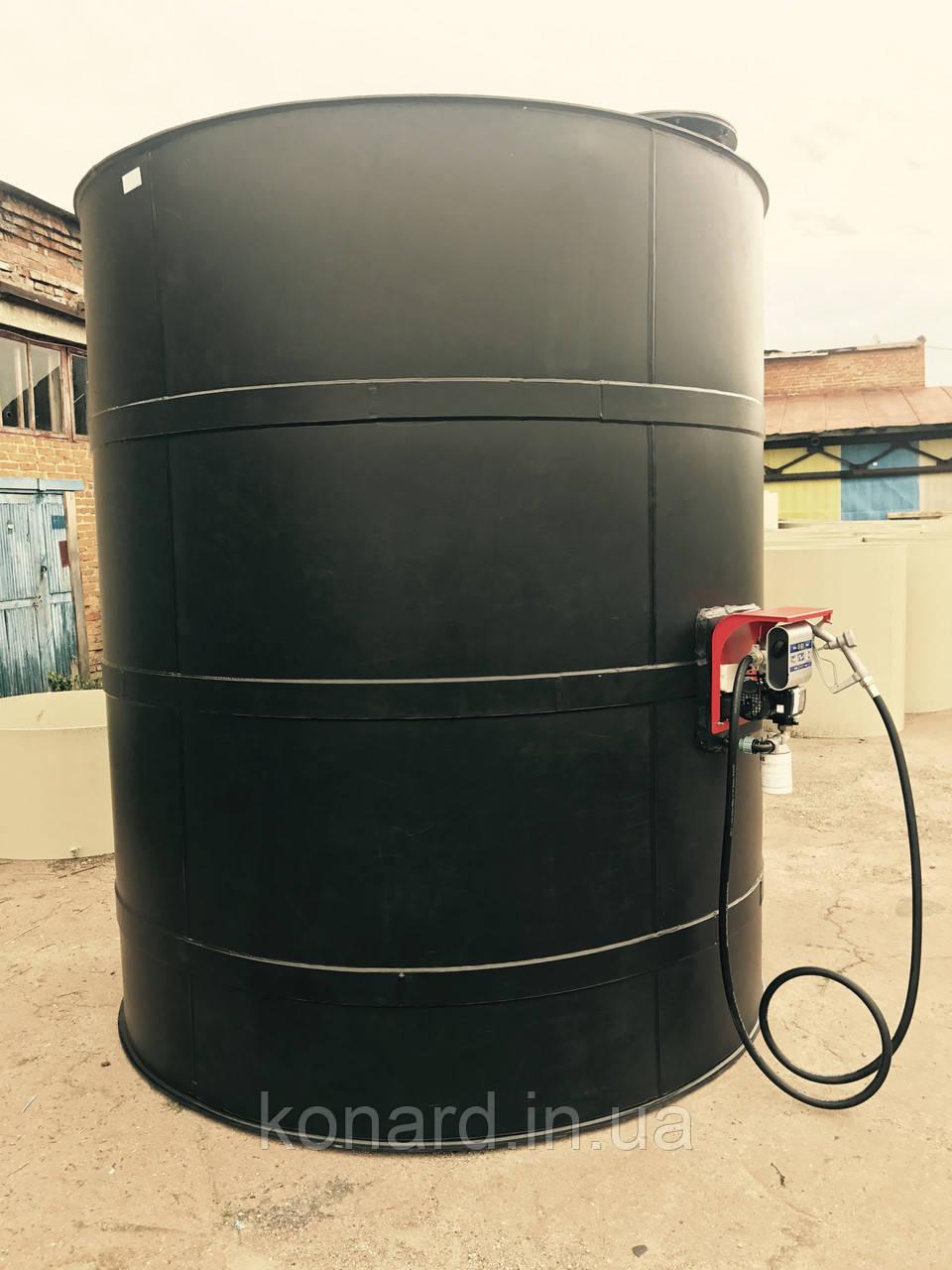Наземная топливная емкость под ДТ БАРС-VFT - 10м3